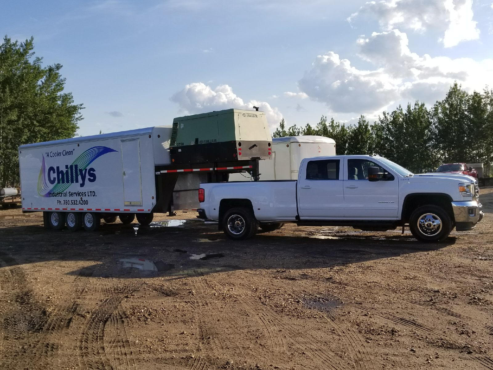 Chillys Industrial Services